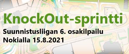 KO-sprintti 15.8.2021