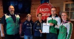 Pasi Viitala, Katja Kyckling, Anneli Miettinen, Pasi isokallio ja Marika Pakarinen